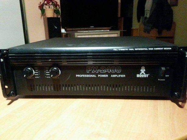 Końcówka mocy BOOST PX - 2400- bliźniak ( ten lepszy ) The Amp 2400