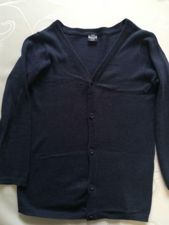 Sweter dziewczęcy 122