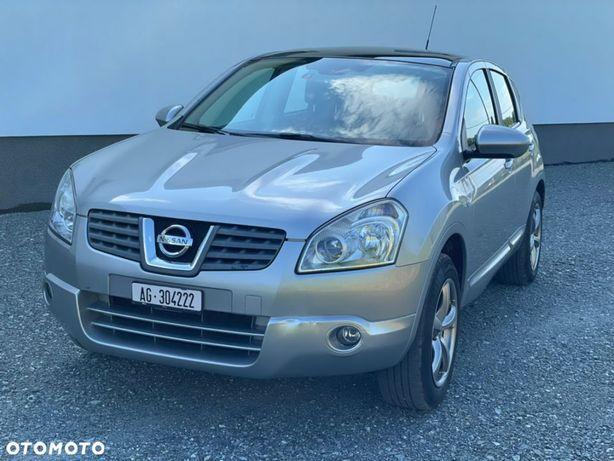 Nissan Qashqai 2.0 Benzyna 140 KM 4X4 Bardzo zadbany Opłacony Bezwypadkowy Szwajcar!!