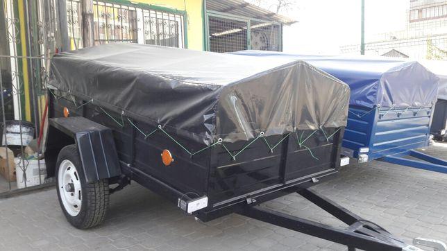 причіпи до легкового авто ПАВАМ