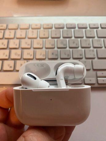 Premium Наушники Apple AirPods Pro 1:1 Bluetooth навушники Iphone