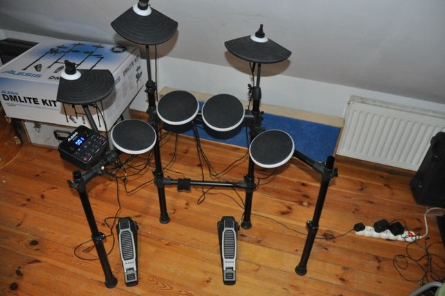ALESIS DM Lite Kit-kompletna perkusja elektroniczna