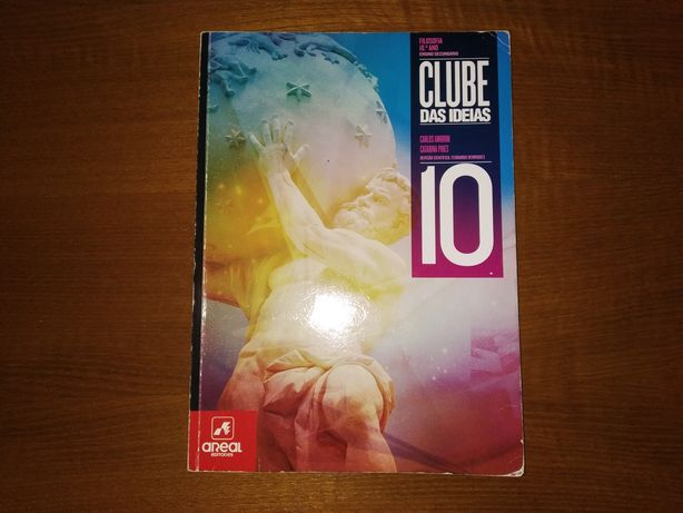 Manual Clube das Ideias 10 - Areal Editores