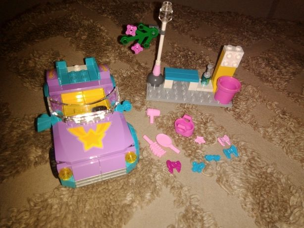 Lego friends carro