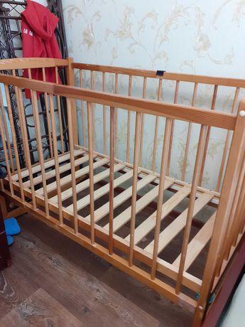 Кроватка-качалка дитяча