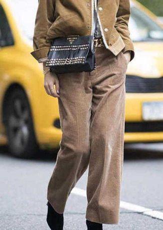 Брюки штаны бежевые вельветовые прямого кроя большой размер bonmarche
