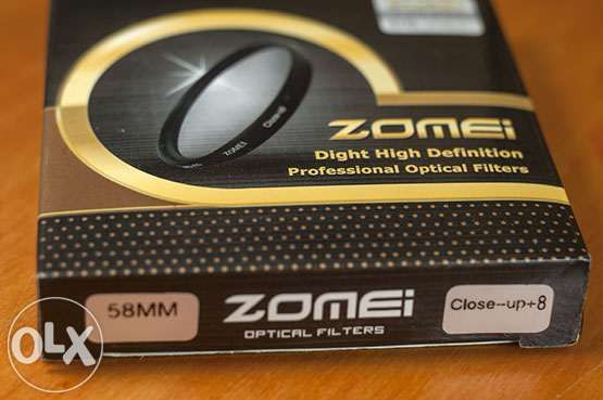 52Mm Macro close-up +3 – Zomei