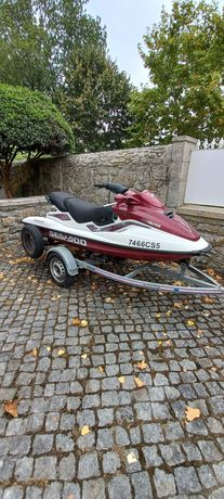 Moto de água See-Doo GTX Limited 130