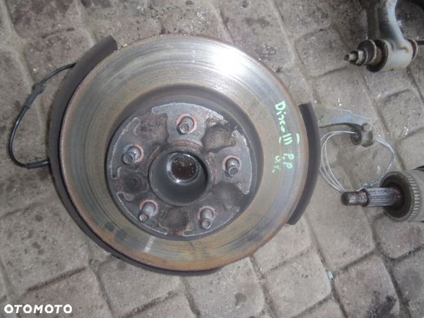 Land Rover Discovery III Zwrotnica L/P
