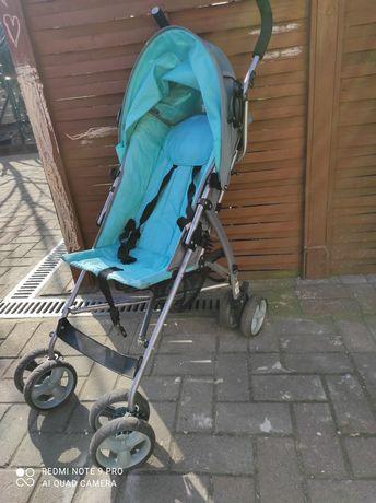 Spacerówka wózek spacerowy parasolka