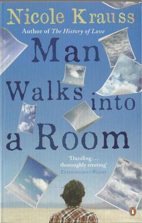 "Książka ""Man Walks Into A Room"" Nicole Krauss"