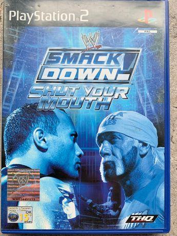 Gra PS2 WWE Smack Down