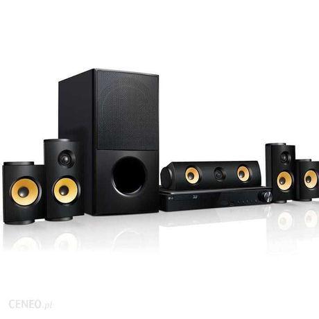 Zestaw kina domowego LG LHA825 Odtwarzacz Blu-ray, system : 5.1