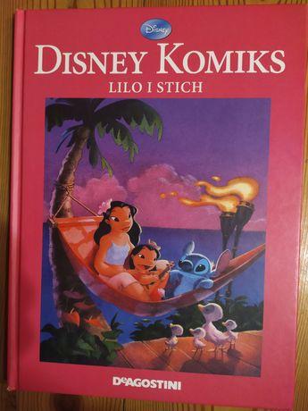 Disney Komiks Lilo i Stich