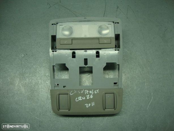 Plafonier/luz interior Chevrolet Cruze/2011
