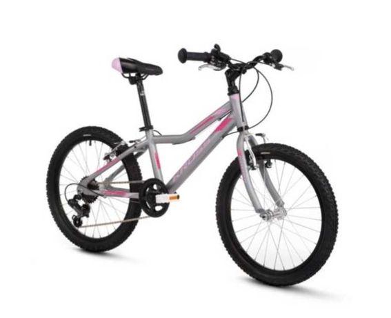 Dwa rowery Cross Lea mini 20'' dla dziewczynek/bliźniaczek