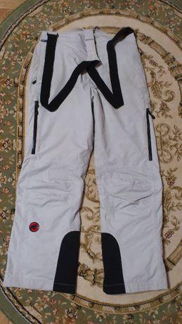 Комбинезон mammut мембранные штаны для альпинизма лыжные горнолыжные