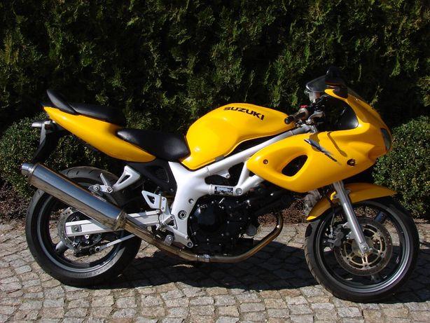 Suzuki SV 650 SV650S