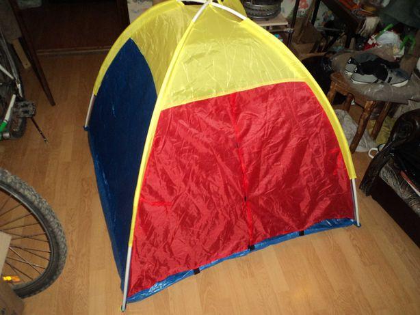 палатка детская 120 см * 120 см *высота 100 см. за 500 рос. руб.