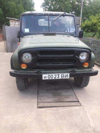 УАЗ 469 1981 Года