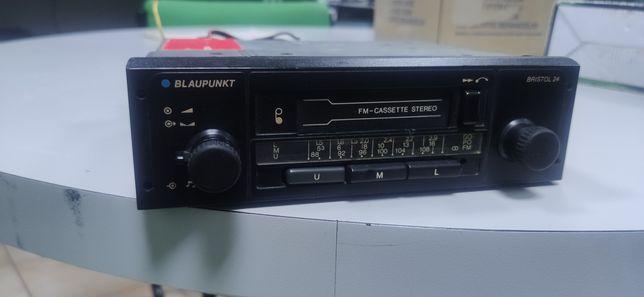 Auto Rádio Blaupunkt Bristol para carro clássico