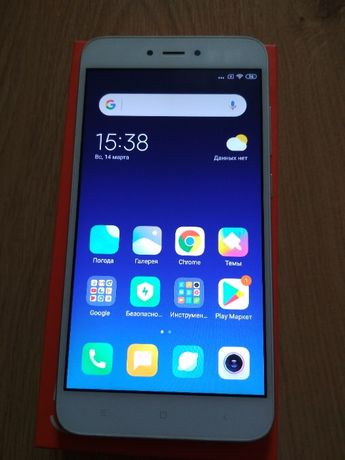 Продам Xiaomi Redmi Note 5a Gold 2/16