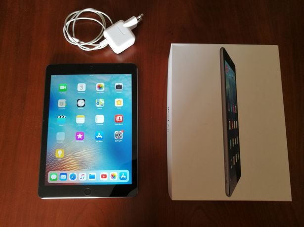 OPORTUNIDADE: iPad Air 64gb Wi-fi + 3G como novo