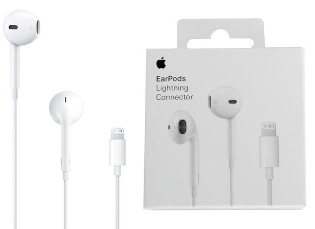 Słuchawki APPLE EarPods Lightning do iPhone7/8/X ORYGINALNE