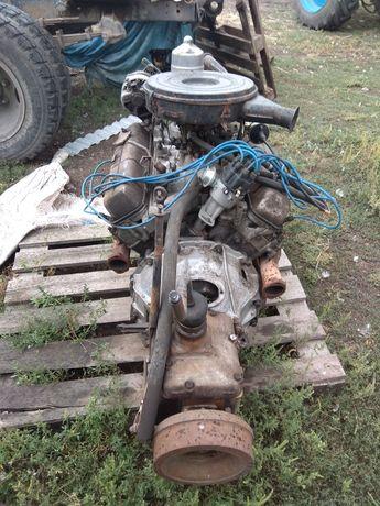 Двигадель ГАЗ 53