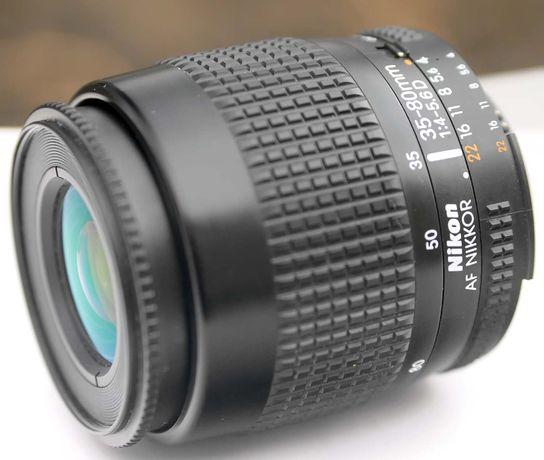 Nikon AF 35-80mm F4-5.6