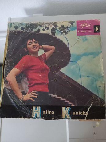 Płyta winylowa Halina Kunicka