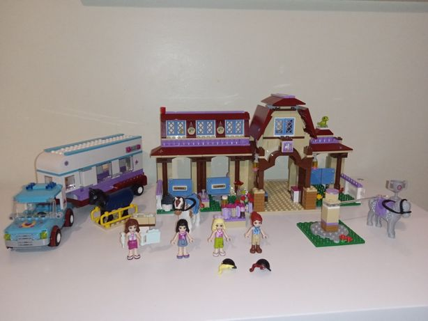 LEGO friends 41125 i 41126.