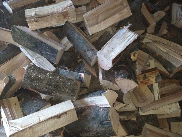 Sprzedam drewno drzewo transport gratis