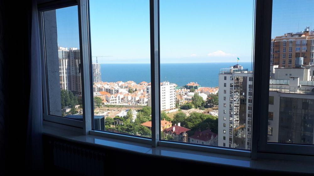 Квартира с видом море Одесса Аркадия посуточно подобово Аркадiя Одеса-1