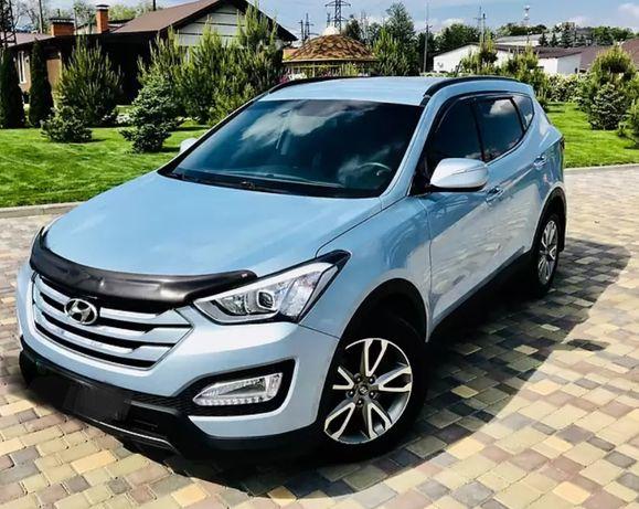 Продам Hyundai Santa Fe 2014 украинская