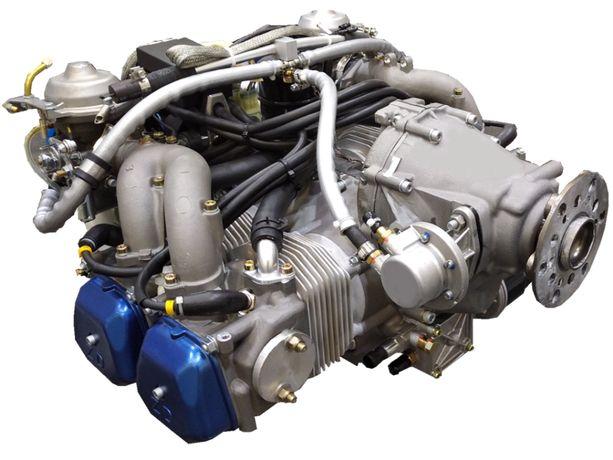 Silnik lotniczy C100 (pasuje w miejsce Rotax 912S). Długa gwarancja