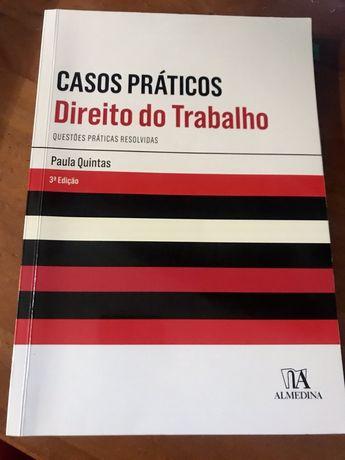 Direito do Trabalho (casos práticos)