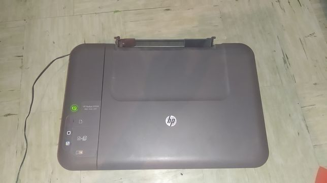 Wyprzedaż Drukarka HP Deskjet 1050A