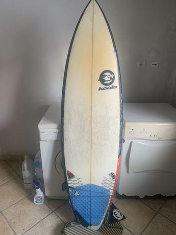 Vendo prancha de surf Koala 5'9 28.3L