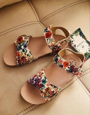 Новые босоножки сандалии h&m 31 p
