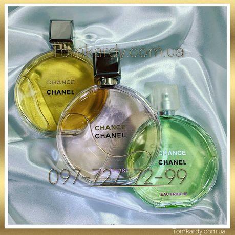 Женские духи Chanel Chance Eau Tendre edp, eau de Parfum, Fraiche