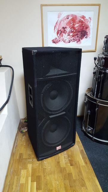Пасивні колонки SKV Sound Pro Club 650W RMS + підсилювач DAP MISSION