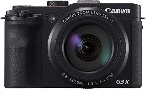 Aparat Canon Power Shot G3x Black (W)
