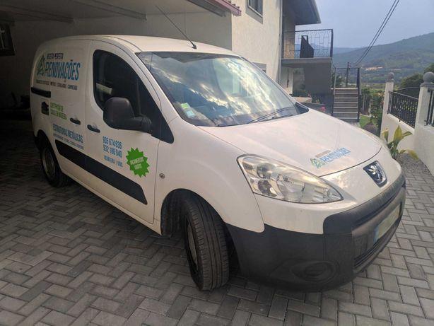 Peugeot Partner de 2012 de Mercadoria