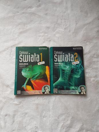 Książki Ciekawi Świata 1 i 2