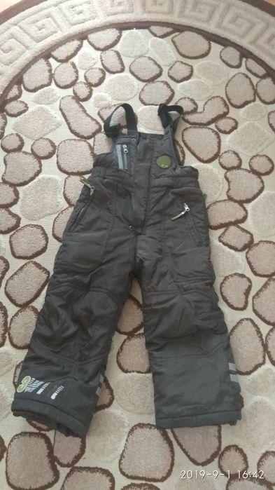 Зимние штаны комбенизон Хмельницкий - изображение 1