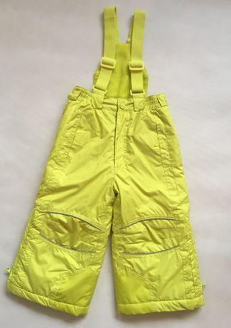 Spodnie narciarskie 2-3 lata roz.92-98