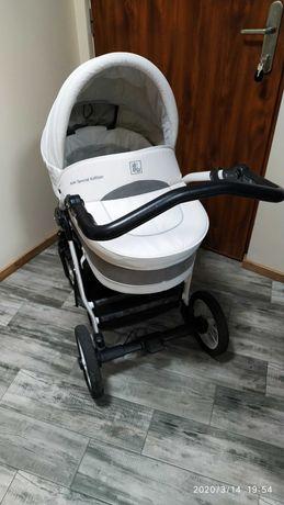 Wózek dziecięcy, gondolka + spacerówka