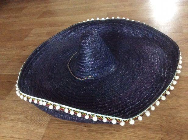 Мексиканские шляпы сомбреро