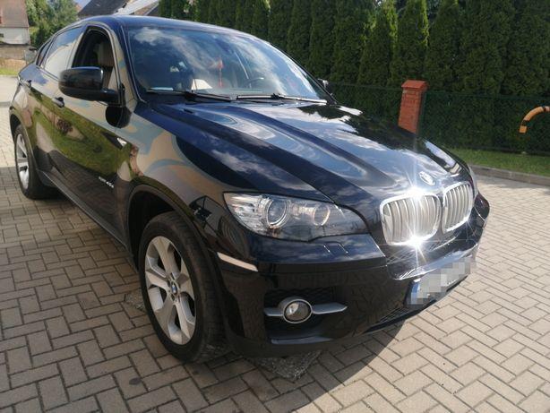 BMW X6 4.0D 306km